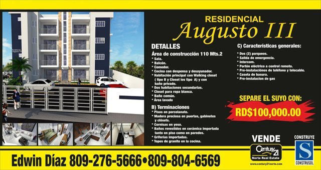 Residencial Augusto III